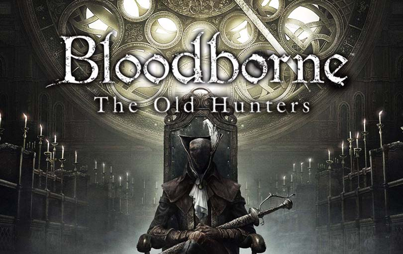 Bloodborne the Old Hunters Review