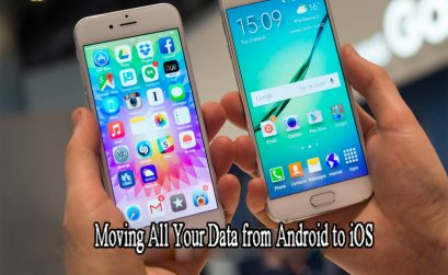 Moving All Your Data from Android to iOS