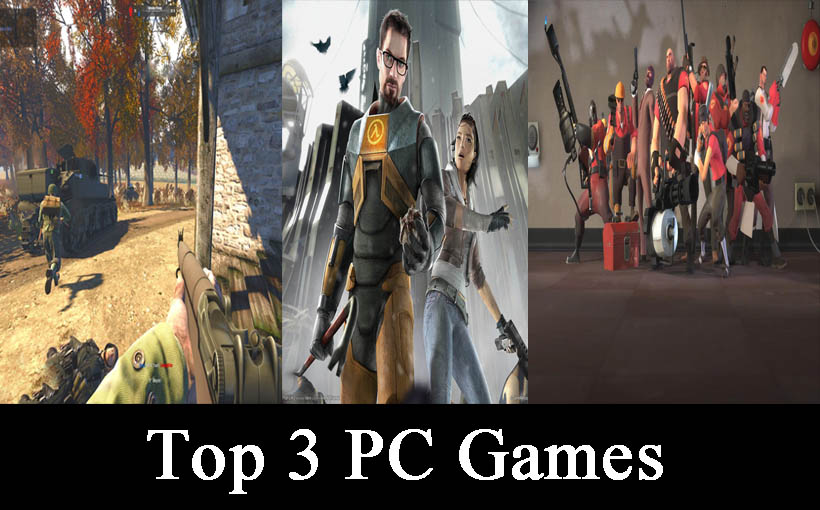Top 3 PC Games