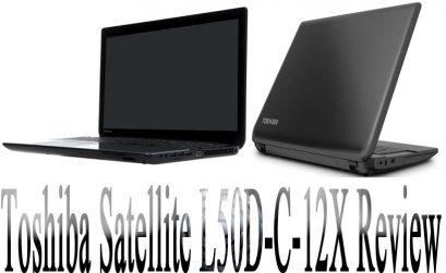 Toshiba Satellite L50D-C-12X Review