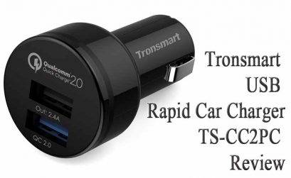 Tronsmart USB Rapid Car Charger TS-CC2PC Review